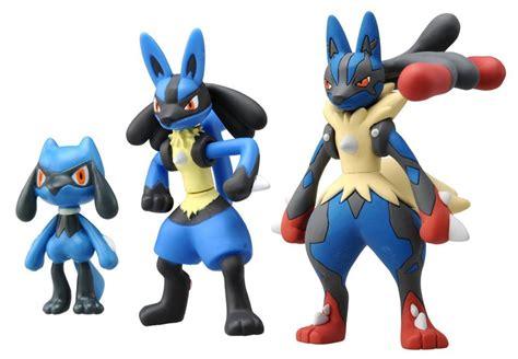 Pokemon Xy Mega Ring Syncher System Lucario Mega Evolution
