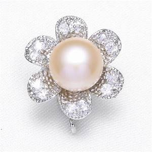new wedding bridal earring statement flower real