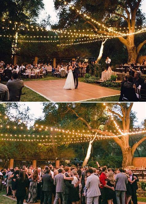 wedding decorations for outdoor weddings outdoor wedding reception best photos wedding ideas