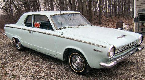 1964 Dodge Dart 270 2dr Ht