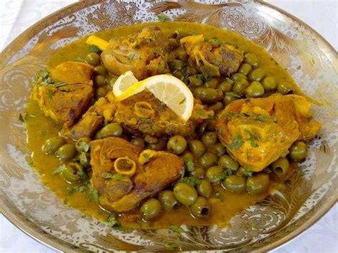 recette de cuisine marocaine ramadan recettes de tajine d 39 agneau et olive