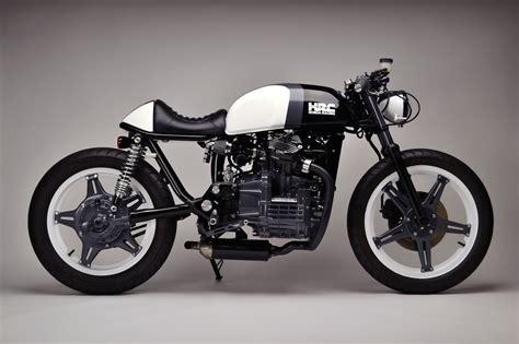 Honda Cx500 Custom By Kustom Research