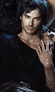 15 Pictures Of Damon Salvatore From Vampire Diaries That ...