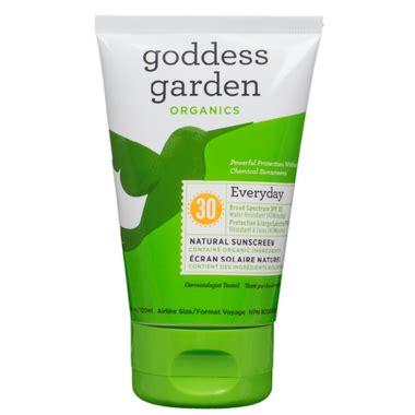 goddess garden sunscreen buy goddess garden sunscreen lotion at well ca free