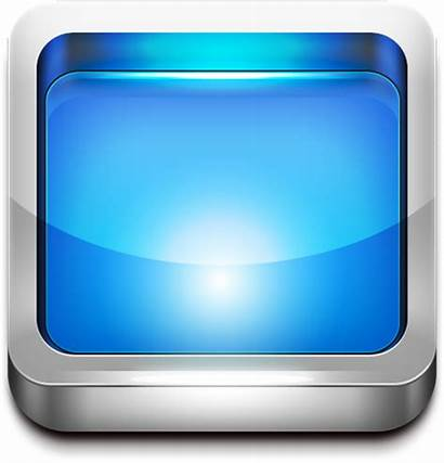 Icon App Iphone Template Psd Templates 3d