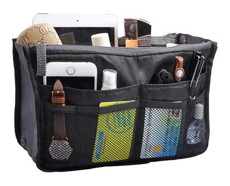 Purse Travel Insert Handbag Organizer Nylon Bag In Bag