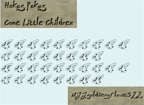 images  ocarina sheet   pinterest