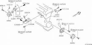 Nissan Axxess Engine Coolant Thermostat  Nihon  Fuji