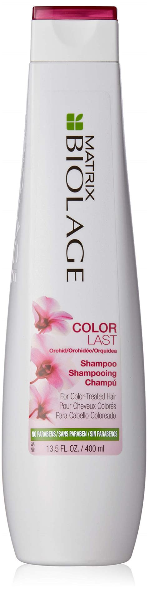 shoo for color treated hair biolage color care shoo makeupalley makeup vidalondon