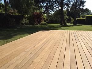 Terrasse En Ipe : terrasse en bois exotique ip galaxy jardin ~ Premium-room.com Idées de Décoration