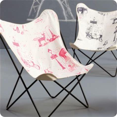 chaise papillon chaise papillon jouy laurette