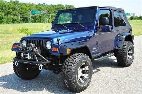 lj jeep for sale 2005 jeep wrangler unlimited lj sport for sale from