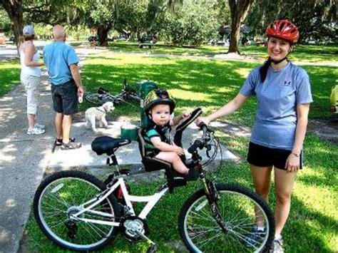 siege weeride weeride kangaroo test et avis sur ce porte bébé vélo avant