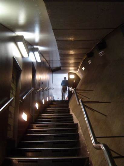 Arch Gateway Inside Louis St Stairs Missouri