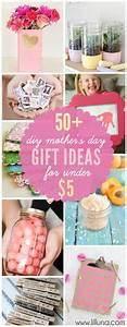 DIY Mother's Day Gifts for under 5