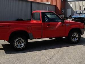 1989 Mazda B2600i 4x4