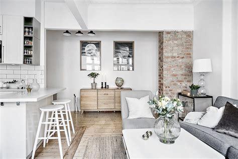decoracion apartamentos pequenos cocina integrada