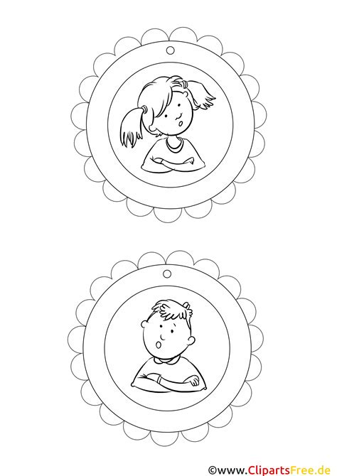 medaille vorlagen fuer kinder