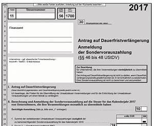 Sondervorauszahlung Berechnen : umsatzsteuervoranmeldung formular 2017 elster jetzt online abgeben ~ Themetempest.com Abrechnung