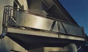 gelander balkongelander in edelstahl mit lochblech With garten planen mit edelstahl balkone mit lochblech