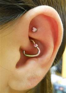 Daith Piercing Pain  Healing  Jewelry  Cost  Pictures