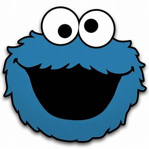 Cookie Monster Clipart - Clipart Suggest