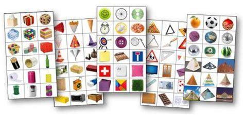 etiquettes pour le tri des formes geometriques