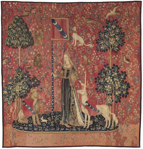 Tapisserie Dame à La Licorne by La Dame 224 La Licorne Est De Retour Au Mus 233 E De Cluny