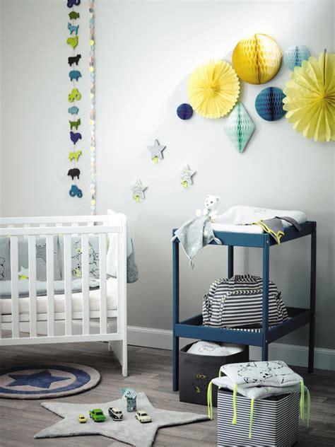 chambre bebe bleu gris bleu chambre bebe