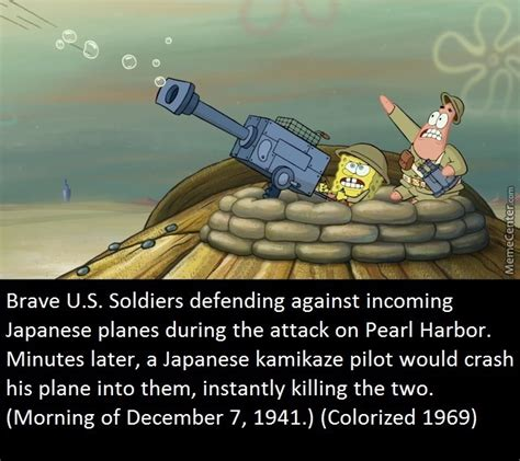 Colorized Memes - december 7 1941 pearl harbor attack colorized by rekt meme center