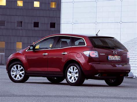 mazda cx 7 mazda cx 7 specs 2007 2008 2009 autoevolution