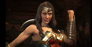 Wonder Woman, Blue Beetle announced for Injustice 2 ...