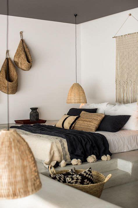 chambre style ethnique donnez un style nature chic à votre intérieur
