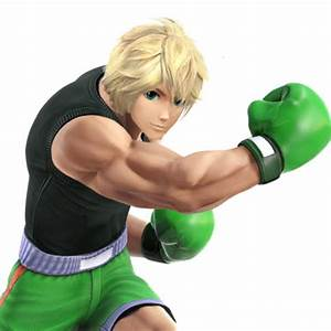 Little Shulk | Photoshopped Little Mac | Know Your Meme