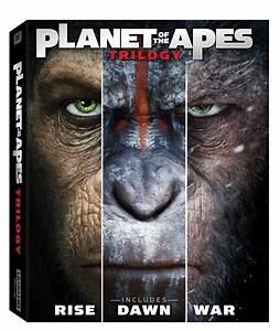 Apes are Winning the Battle at the Box Office
