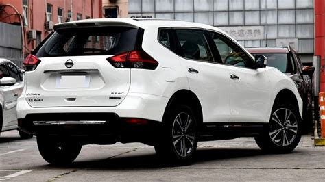 nissan  trail exterior  interior awesome suv
