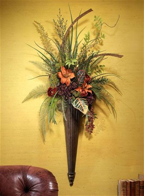 floral wall sconce 49 best sconces images on flower arrangements