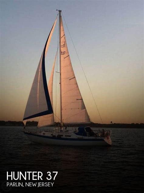 hunter  boats  sale