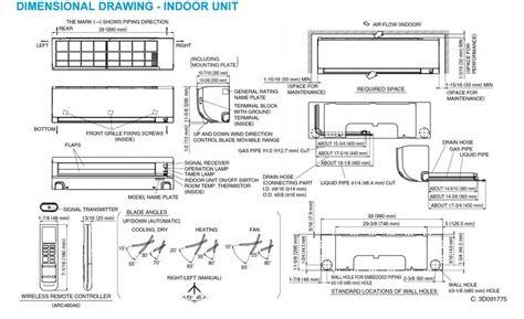 mini split wiring diagram gallery wiring diagram sample