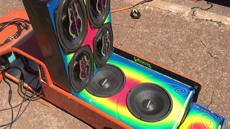 saveiro pankadinha teste do som com o quot mesa crossover tars crx compact 2 vias quot youtube