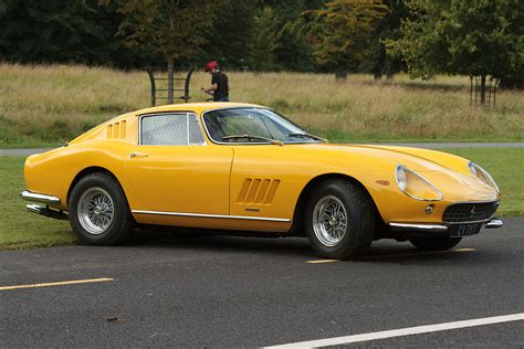 Two years later in 1966, they introduced the 275 gtb/4 as the next evolution of the design. Ferrari 275 GTB - Wikipedia