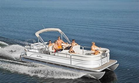 Oneida Lake Pontoon Boat Rentals by Oneida Lake Boat Rentals In Cleveland Ny Groupon