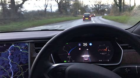 View Tesla 3 Enhanced Autopilot Review Pictures