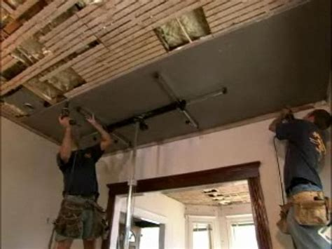 plaque de finition plafond 150 224 angers artisans tous travaux technique pose faux plafond placo