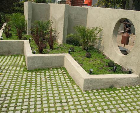 drivable turf soil retention