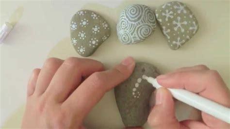 babybauch bemalen einfache motive simple motifs steine bemalen einfache motive deko basteln steine
