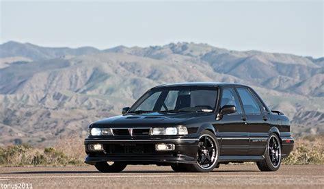 1991 Mitsubishi Galant VR4 - Mike V. – Modern Automotive ...