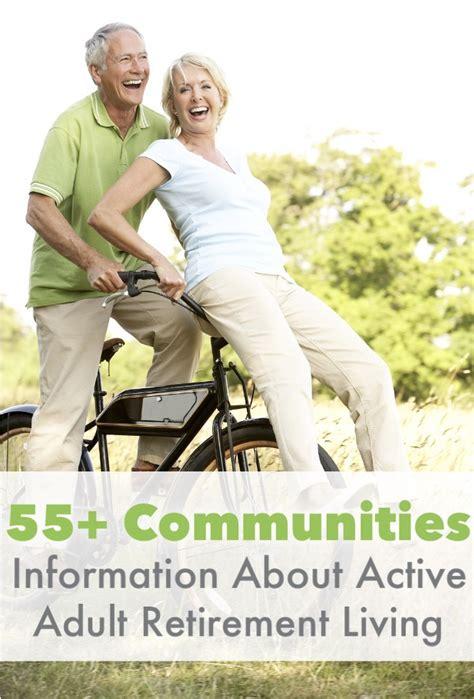 communities active adult retirement living faqs
