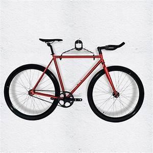 Supporto Da Muro Per Bici 25kg Tmx2811 Armour