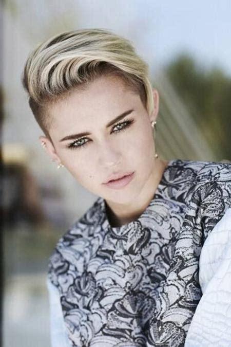 20 inspirations of dramatic short haircuts